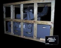 AMU Cylindrical CNC Grinder