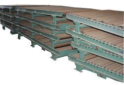 Bama Pallet Conveyor Gravity System