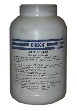 Birsch Super Bowl III Scullery Detergent