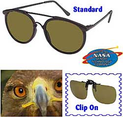 Eagle Eyes Sunglasses. Please Order From Dutchguard: 800 821 5157
