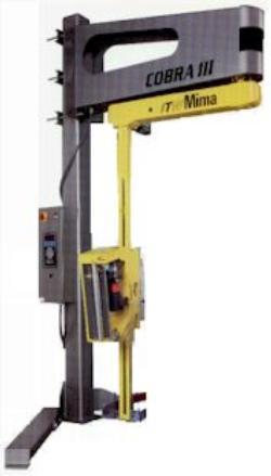 COBRA III  Semiautomatic Stretch  Wrapping Machine