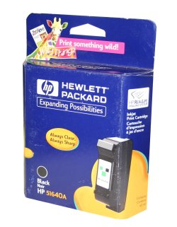 Hewlett-Packard HP 51640A Inkjet Cartridge
