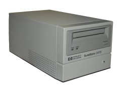 HP Surestore DAT8  External SCSI Tape Drive