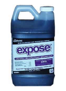 E.F. Johnson Expose II Phenolic Cleaner