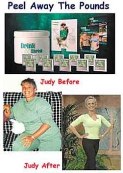 Peel Away The Pounds. Please Order From Dutchguard: 800 821 5157