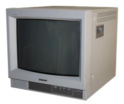 Sony SSM-14N1U Color Video Monitor