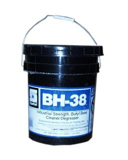 Spartan BH-38 Butyl Base Cleaner/Degreaser
