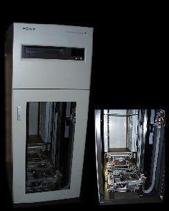 Sony WDA-E610   Juke Box w/WDD-600