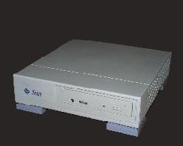 Sun 411 Case   with CD-ROM Drive