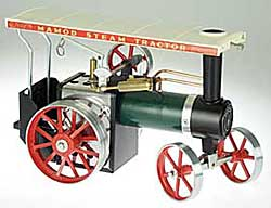 Steam Tractor. Please Order From Dutchguard: 800 821 5157