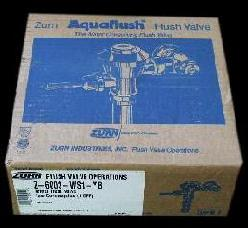 Zurn Z-6003 1.0 GPF  Flush Valve Kit